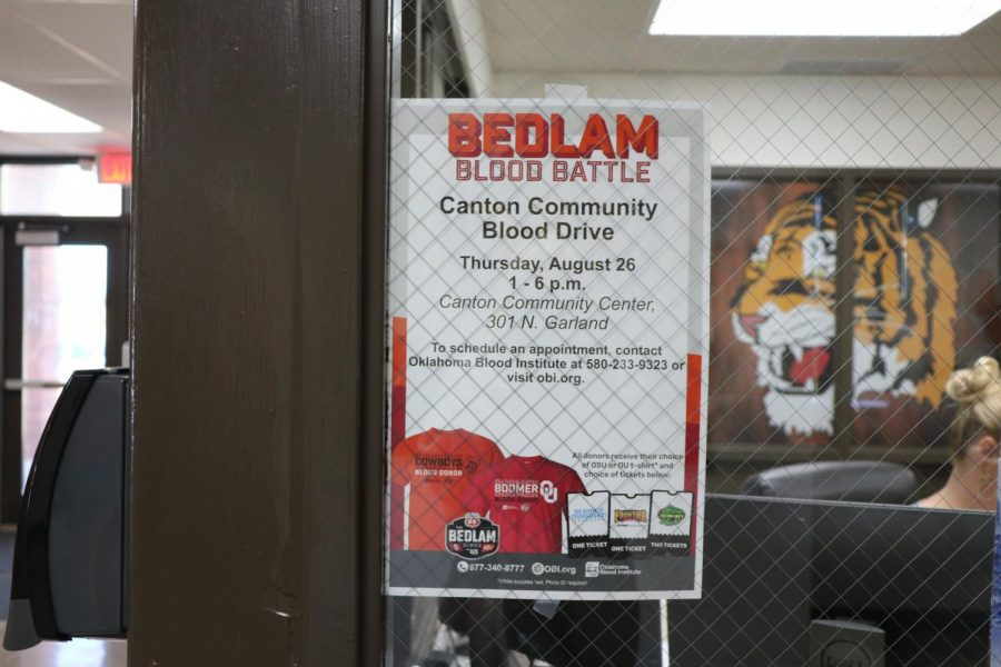 Bedlam Blood Drive Coming Thursday