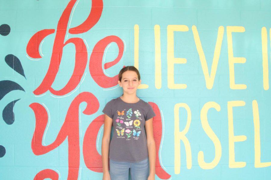 Student Spotlight: Bella Swartwood