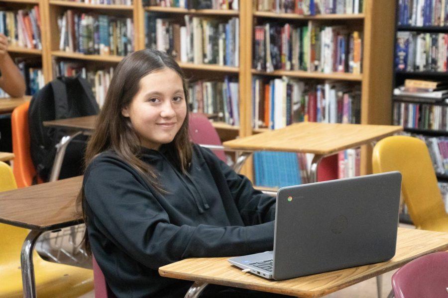 Student Spotlight: Nadia Luna