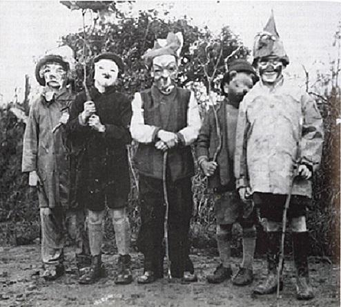 """Halloween in Irish Folklore""/ Colm Moloney/http://irisharchaeology.ie/2015/10/halloween-in-irish-folklore/ /"